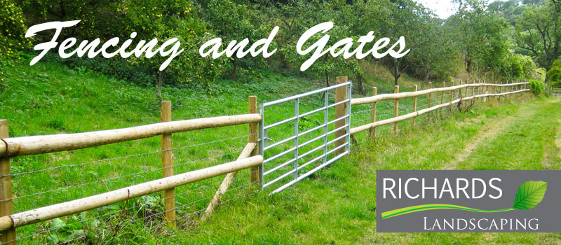Richards Landscaping Fencing and Gates